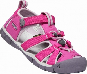 Keen Seacamp II CNX JR very berry/dawn pink Velikost: 35
